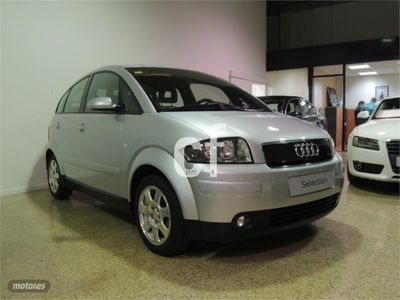 "usado Audi A2 1.4 Style ""IMPECABLE / Ideal para coleccionista"""