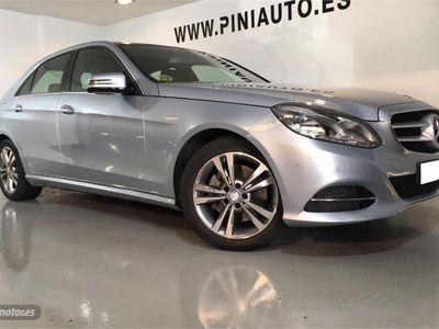 usado Mercedes E250 CDI Avantgarde 7G Plus