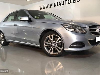 brugt Mercedes E250 CDI Avantgarde 7G Plus