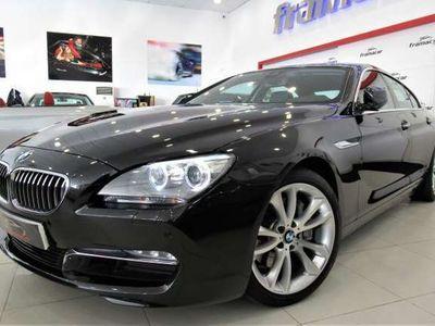usado BMW 640 Serie 6 i Gran Coupe