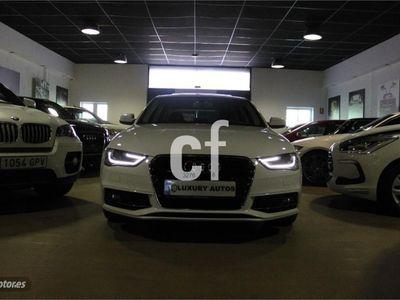 usado Audi A4 2.0 TDI 150 multitronic S line edition