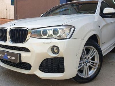 used BMW X4 xDrive 20d