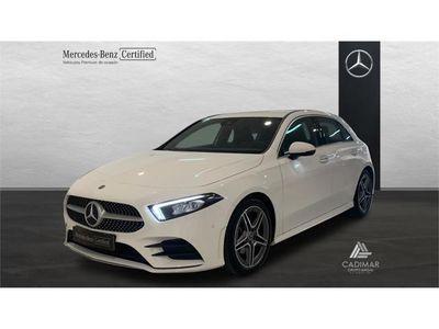 usado Mercedes A180 Clase A7G-DCT