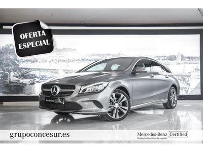 usado Mercedes 200 CLA Shooting Brake d