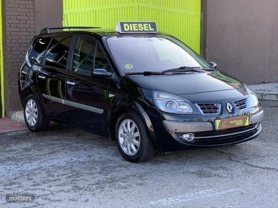 usado Renault Grand Scénic Dynamique 1.9dCi 130cv 5 plazas
