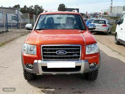 usado Ford Ranger 2.5 TDCi Doble Cabina
