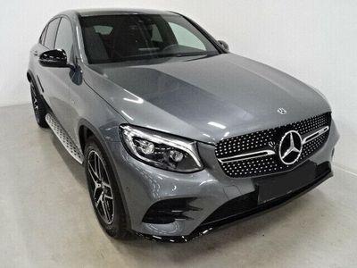 usado Mercedes GLC43 AMG AMG 4M Coupé Night / 19 '' / LED/ precalentador