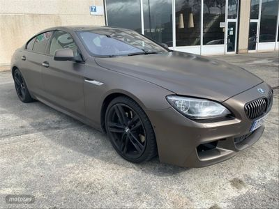 usado BMW 640 D GRAN COUPE FULL-EQUIPE '12