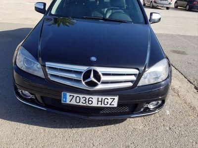 usado Mercedes C320 Clase CCDI AVANTGARDE