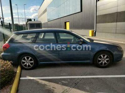 usado Subaru Legacy Sw 2.0i 140 cv en Barcelona