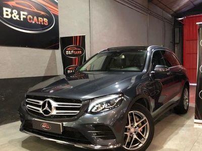 used Mercedes E250 Clase GLC d 4Matic Aut.