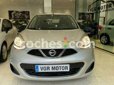 usado Nissan Micra 1.2 Tekna 80 cv en Palmas, Las