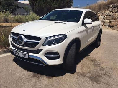 usado Mercedes GLE350 d 4Matic COUPE INTERIOR AMG EN STOCK