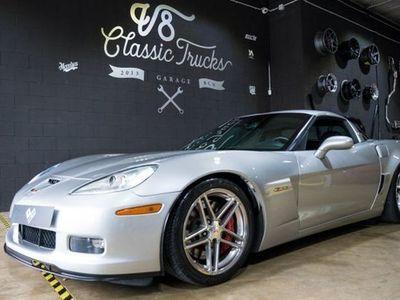 usado Corvette Z06 C6 Coupé