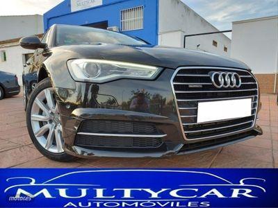 usado Audi A6 3.0 TDI 218cv quattro S tronic S line ed