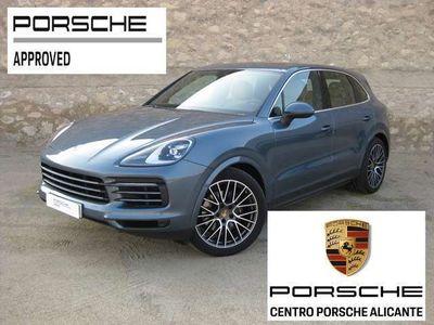 usado Porsche Cayenne Aut.