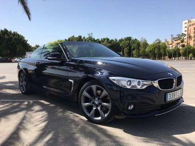 usado BMW 420 Serie 4 F33 Cabrio Diesel Cabrio (4.75)