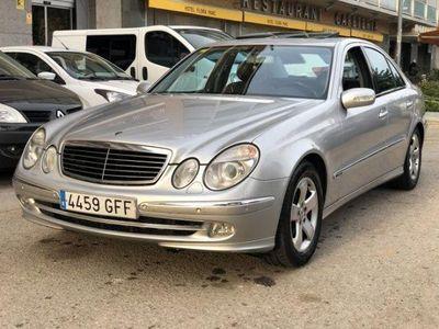 usado Mercedes E320 ClaseAvantgarde 204cv Automático
