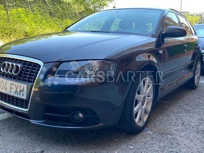 usado Audi A3 Sportback 2.0 TFSI Ambition S-Tronic