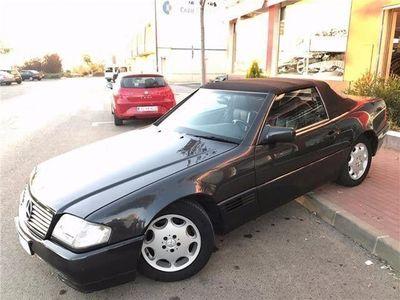 usado Mercedes SL320 GRAN OCASION ECONOMICO CON TECHO RIGIDO