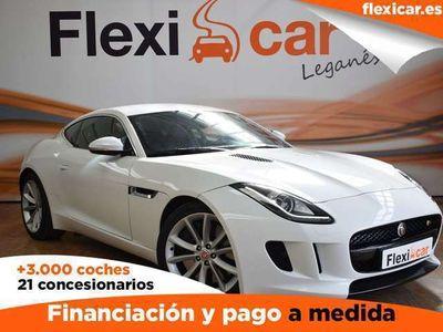 usado Jaguar F-Type 3.0 V6 S/C Coupé Auto RWD, Segunda Mano, Madrid