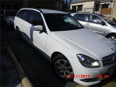 usado Mercedes C200 200CDI BE Edition 7G Plus SW AUTOM