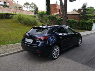 used Mazda 3 2.2 Luxury Navegador