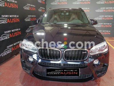 usado BMW X5 M A 575 cv en Madrid