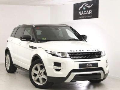 usado Land Rover Range Rover evoque 2.2L SD4 Pure Tech 4x4 Auto 140 kW (190 CV) 5p