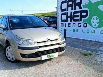 usado Citroën C4 1.6i 16v Exclusive