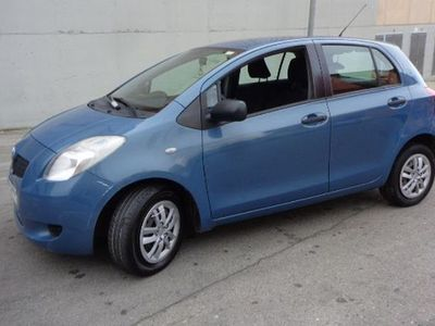 brugt Toyota Yaris 1.3 VVT-i Blue
