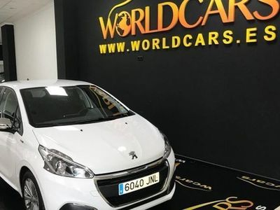 brugt Peugeot 208 1.6BlueHDi Style 100