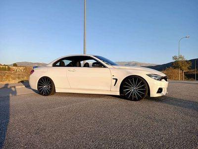 usado BMW 440 Serie 4 F33 Cabrio Cabrio