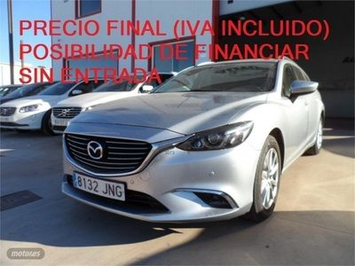 brugt Mazda 6 2.2 DE 150cv Style WGN