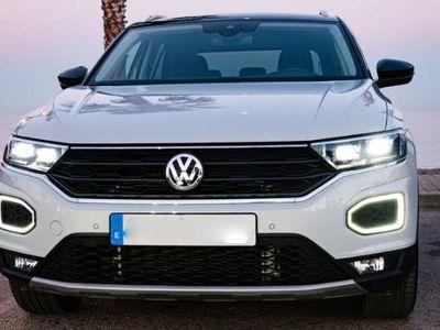 begagnad VW T-Roc 1.0 TSI Advance Style