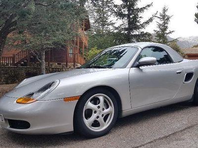 usado Porsche Boxster Hardtop