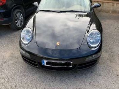 usado Porsche 911 Carrera 4 Cabriolet modelo 997