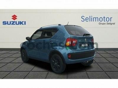 usado Suzuki Ignis 1.2 Mild Hybrid Gle 83 cv en Madrid