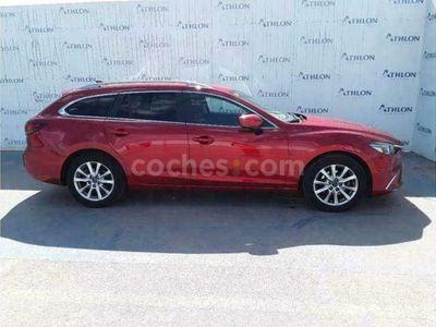 usado Mazda 6 W. 2.2DE Style+ (Navi) 110kW