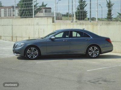 usado Mercedes S350 Clase S9G-Tronic