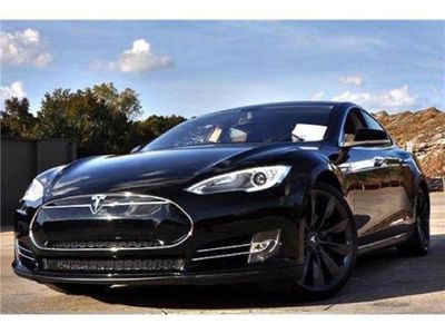 usado Tesla Model S Signature Performance