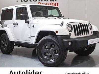 """usado Jeep Wrangler """"2 8 CRD Auto Sahara"""""""