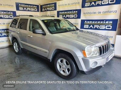 usado Jeep Grand Cherokee 3.0 V6 CRD Limited