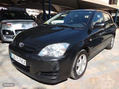 usado Toyota Corolla 1.4 D4D 90cv Luna