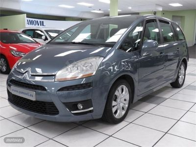 used Citroën Grand C4 Picasso 1.6 HDi 110cv First 5p