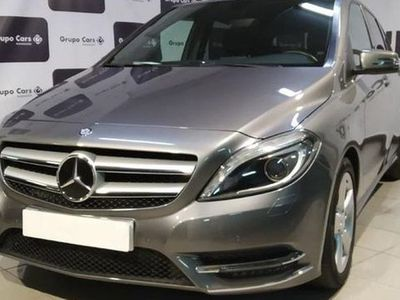 used Mercedes B200 ClaseCDI