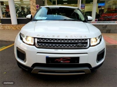 used Land Rover Range Rover evoque 2.0L TD4 110kW 4x4 HSE Dynamic Auto