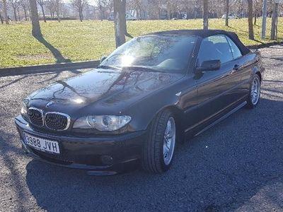 usado BMW 330 Cabriolet Serie 3 E46/2 Cabrio