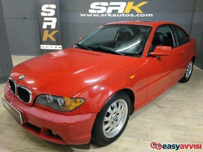 usado BMW 320 serie 3 coupé cd attiva diesel