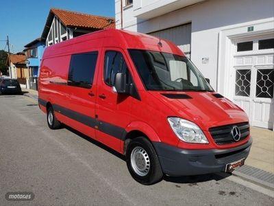 usado Mercedes Sprinter 315 CDI LARGO 3.5T T.ALTO